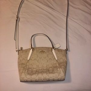 Coach Purse and Wallet. Brand new, with tags.